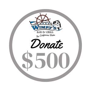 323 (b) Lot # 1005 - Donate $500 Instantly to Save Wimpy's Cafe