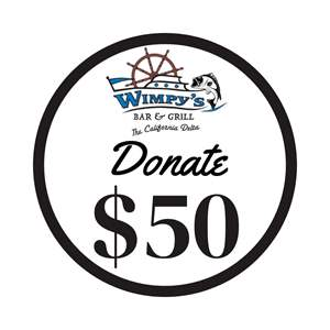 323 (b) Lot # 1008 - Donate $50 Instantly to Save Wimpy's Cafe