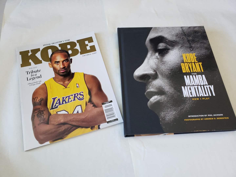 Lot # 222 - Kobe Bryant Lot * Sports * Basketball (main image)