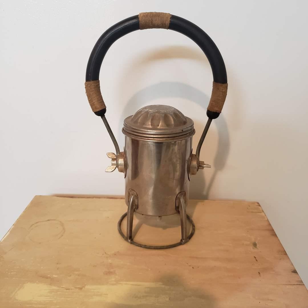 Lot# 99 - Vintage Conger Lantern * Made in Portland, OR (main image)