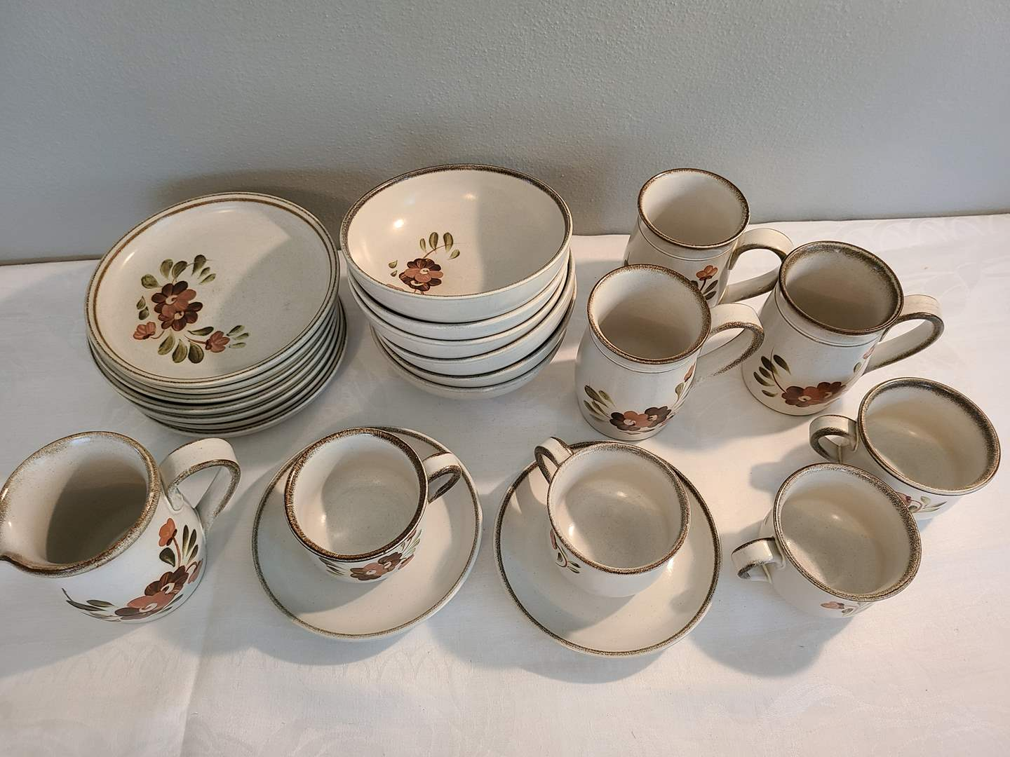 Lot# 137 - Denby made in England Pottery Dishes (main image)