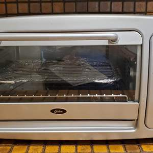Lot #37 - Oster Toaster Oven Model 6056-000