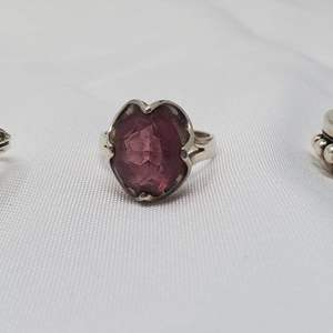 Lot #106 - 925 Sterling Rings, Various Sizes