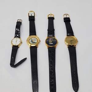 Lot #125 - Men's U.S. Navy and Navy Medical Corp Watches