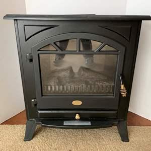 Lot #206 - Charmglow Electric Fireplace