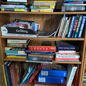 Lot #248 - Large Selection of Soft and Hardback Books of Several Genres
