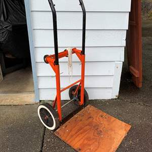 Lot #302 - Convertible Hand Truck Dolly