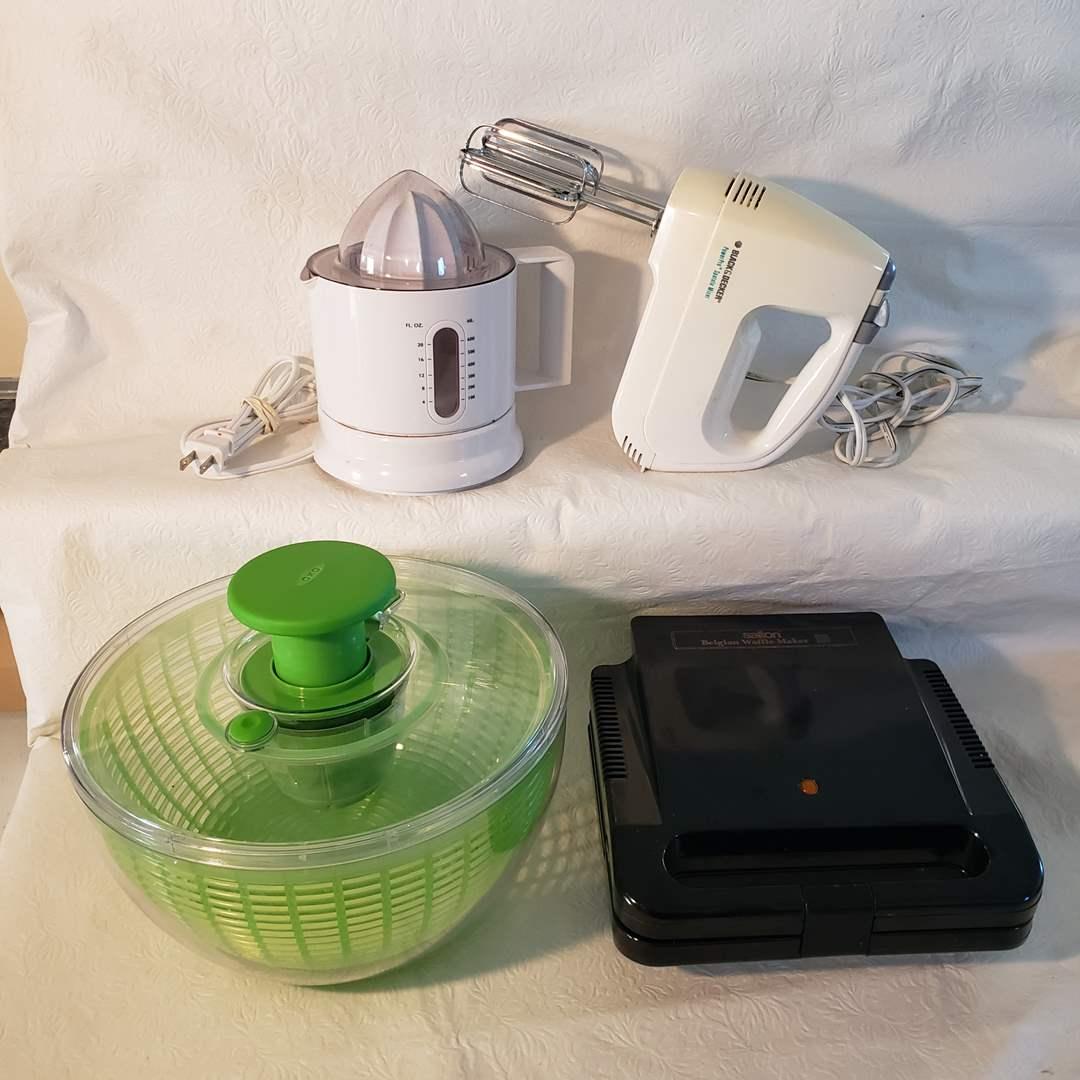 Lot#36 - Perfect Kitchen Small Appliance Additions  (main image)