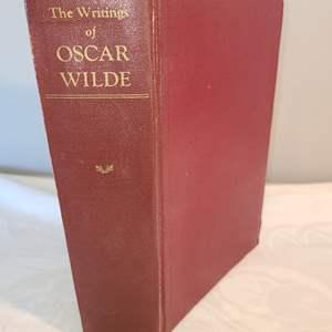 Lot # 135 - The Writings of Oscar Wilde Book * 1931