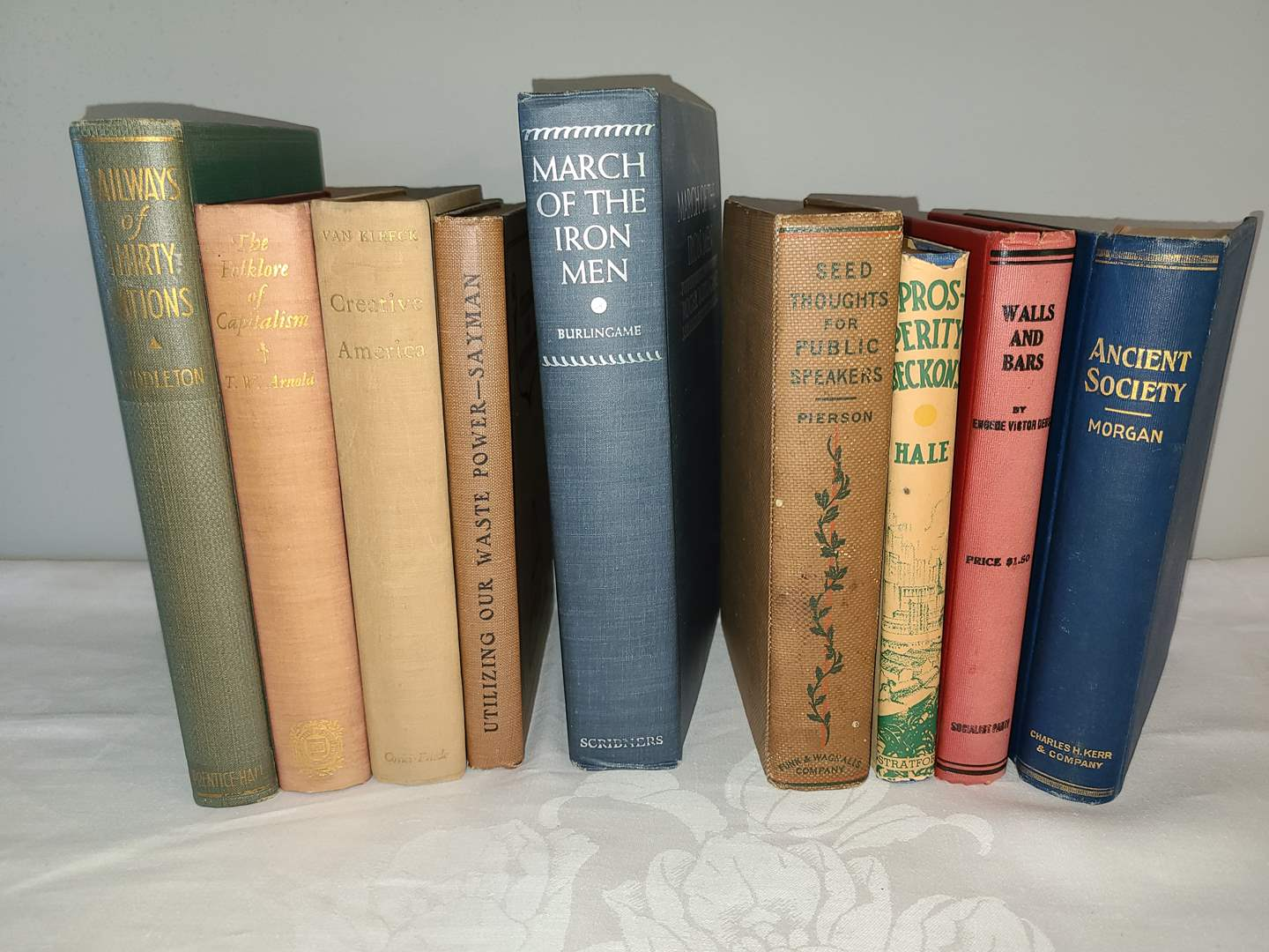 Lot # 169 - Wonderful Vintage Book Collection (main image)