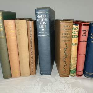Lot # 169 - Wonderful Vintage Book Collection