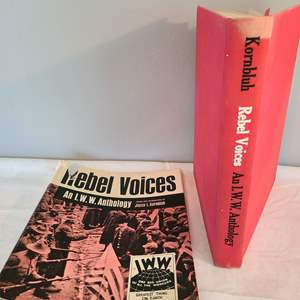 Lot # 170 - Book * Rebel Voices - An I.W.W. Anthology