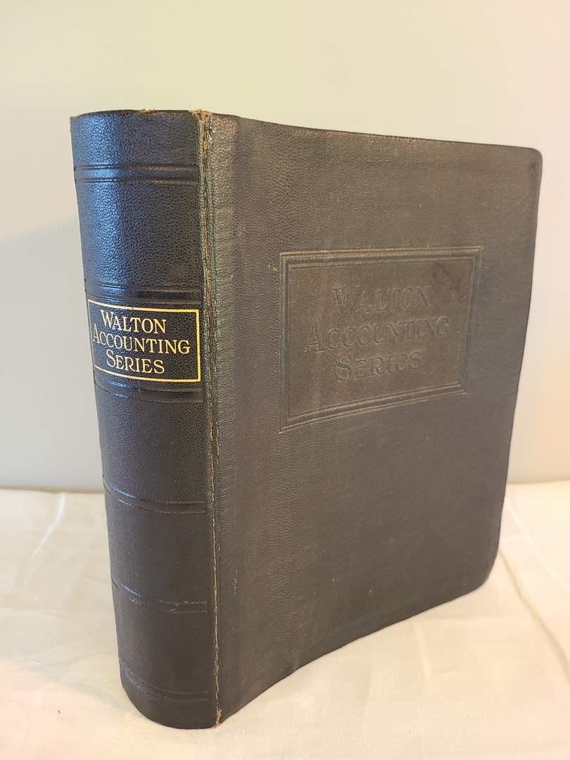 Lot # 171 - Vintage Walton Accounting Series (main image)