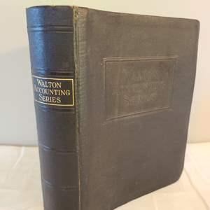 Lot # 171 - Vintage Walton Accounting Series