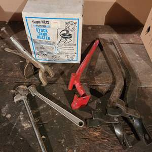 Lot # 40 - Tools * New Stock Tank Heater *