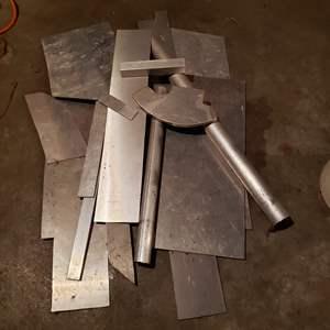 Lot # 48 - Tools * Metal or Aluminum Scrap