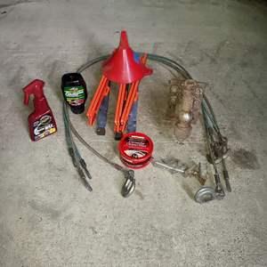 Lot # 72 - Shop Stuff * Tools