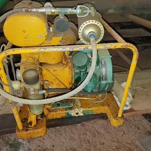 Lot # 177 - Kohler Compressor