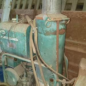 Lot # 178 - Malsbary Model 100 Steam Cleaner