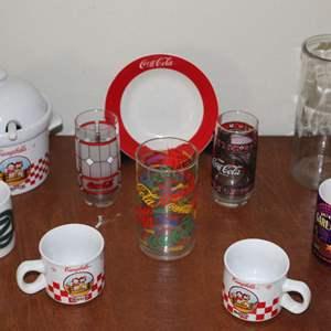 Lot #17 - Coca Cola and Campbells Assortment