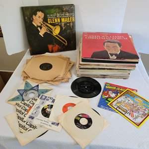 Lot #34 - Vintage Albums: Count Basie, Al Hirt, Andy Williams, Glen Miller & More