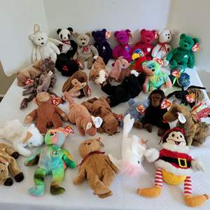 Lot #50 - Variety of Sweet Ty Beanie Babies