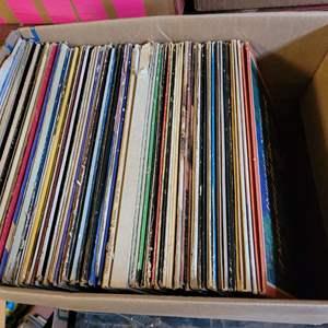 Lot #36 - More Vintage Vinyl: Art Garfunkel, Elton John, Boz Scaggs, Cher, Canned Heat, The Platters & More