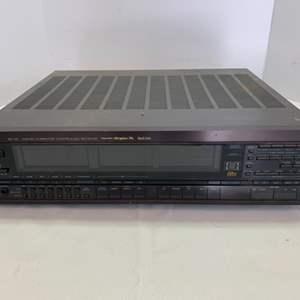 Lot #42 - JVC Stereo Receiver Model TX-5VBK