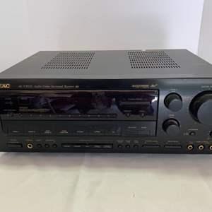 Lot #46 - Teac Stereo Receiver Model AG-V8520