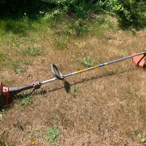 Lot #184 - Husqvarna 223L E-Tech Gas Powered Weed Eater
