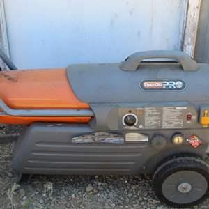 Lot #199 - Dyno-Glo Pro Portable Heater
