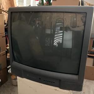 Lot #244 - GE Commercial Skip Television Model 27GT616