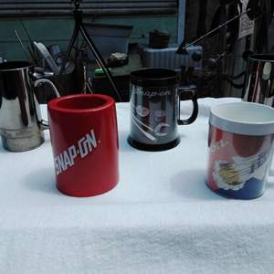 Lot #75-L - SNAP-ON Drinkware Lot