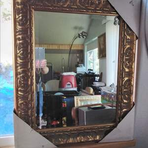 Lot #93 - Mirror 24 x 18