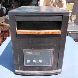 Lot 164-D:  Eden Pure Heater