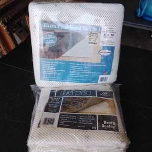 Lot 196-D:  Carpet Rug Pads