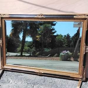 Lot 217-D:  Mirror 56x38