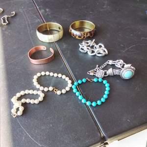 Lot 229-D:  Bracelet Lot #2