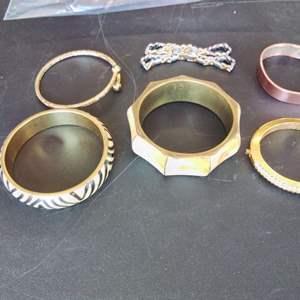 Lot 230-D:  Bracelet Lot #3