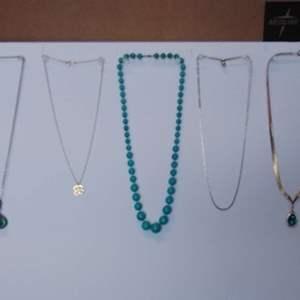 Lot 236-D:  Necklace Lot #2