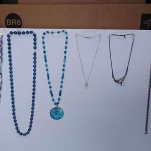 Lot 238-D:  Necklace Lot #4