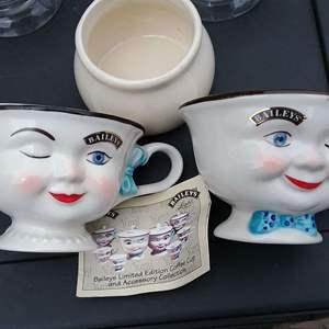 Lot 269-L:  Collectible Glasses Mugs