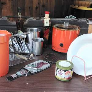 Lot#283 Another Vintage Kitchen Lot