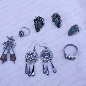 Lot # 296 - Sterling Jewelry Lot