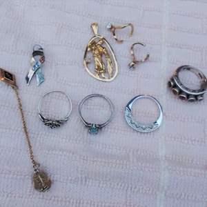 Lot # 297- Sterling Jewelry Lot #3