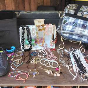 Lot # 310 - Large Lot of Forgotten Items includes Jewelry