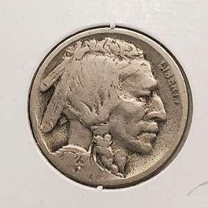 Lot 29 - 1923-S Buffalo Nickel