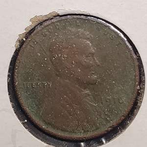 Lot 37 - 1916 Lincoln Wheat Cent