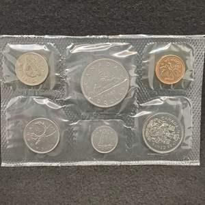 Lot 58 - 1985 Royal Canadian Mint Coin Set