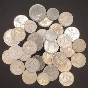 Lot 61 - Vintage Italian Coin Collection